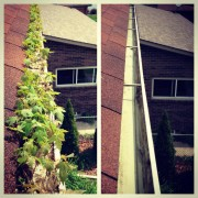 gutters : before:after